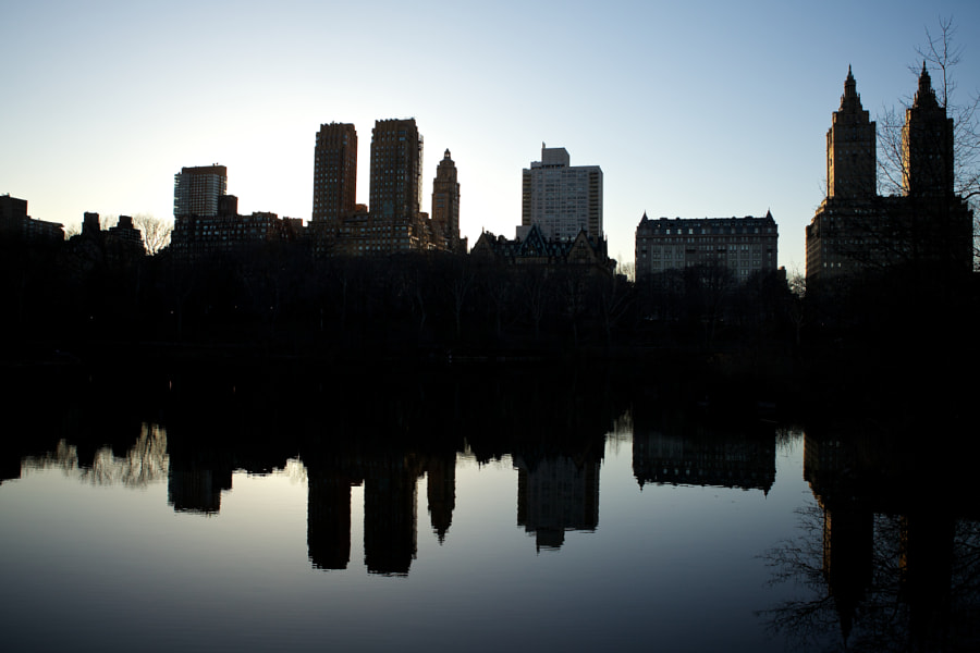 The Lake - Central Park NYC