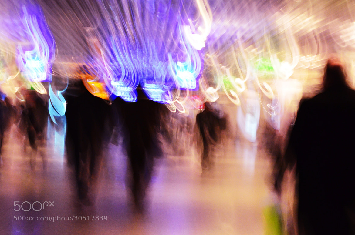 Photograph Impressions light and people by live impression on 500px