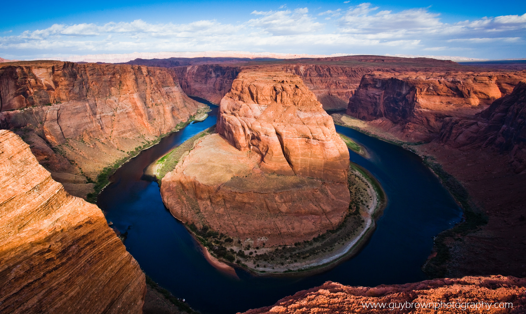 Photograph Horse Shoe Bend, Page, Arizona by Guy Brown on 500px