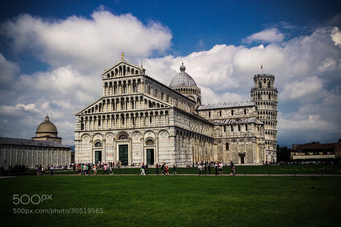 Photograph Pisa Cathedral by Frank Lesser on 500px