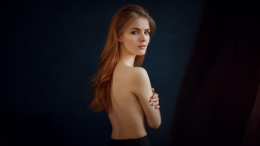 Vasilisa by Georgy Chernyadyev (Portrait) on 500px.com