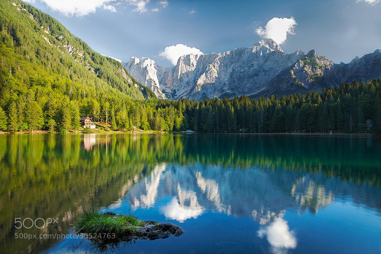 Photograph Lago fusini italia by Reinhold Samonigg on 500px
