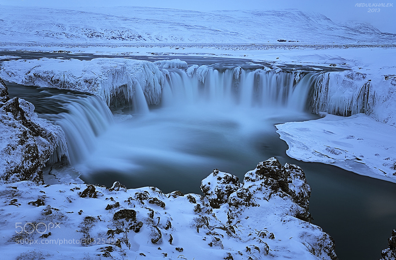 Photograph Extreme Winter by Abdulkhalek  on 500px