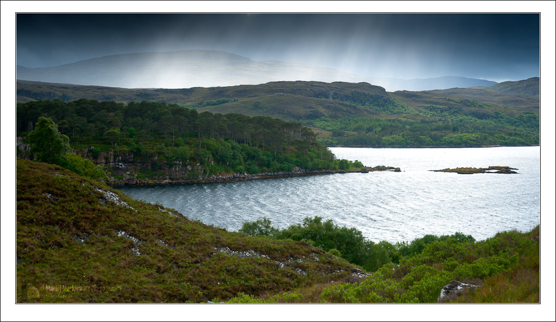 Photograph Loch Shieldaig by Maciej Markiewicz on 500px