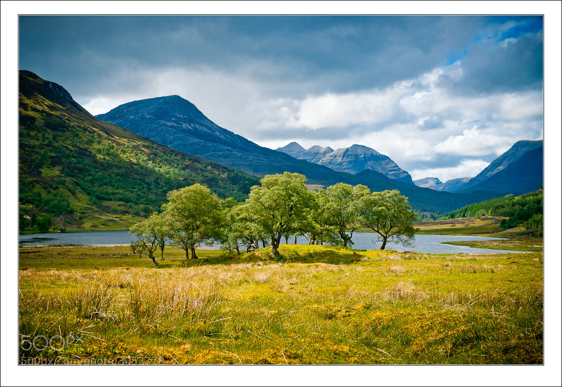 Photograph Loch Coulin by Maciej Markiewicz on 500px