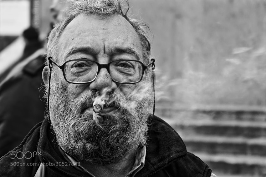 Photograph Cigar Fumes by mario pignotti on 500px