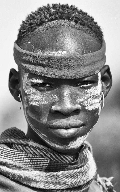 Photograph Mursi Boy by Csilla Zelko on 500px