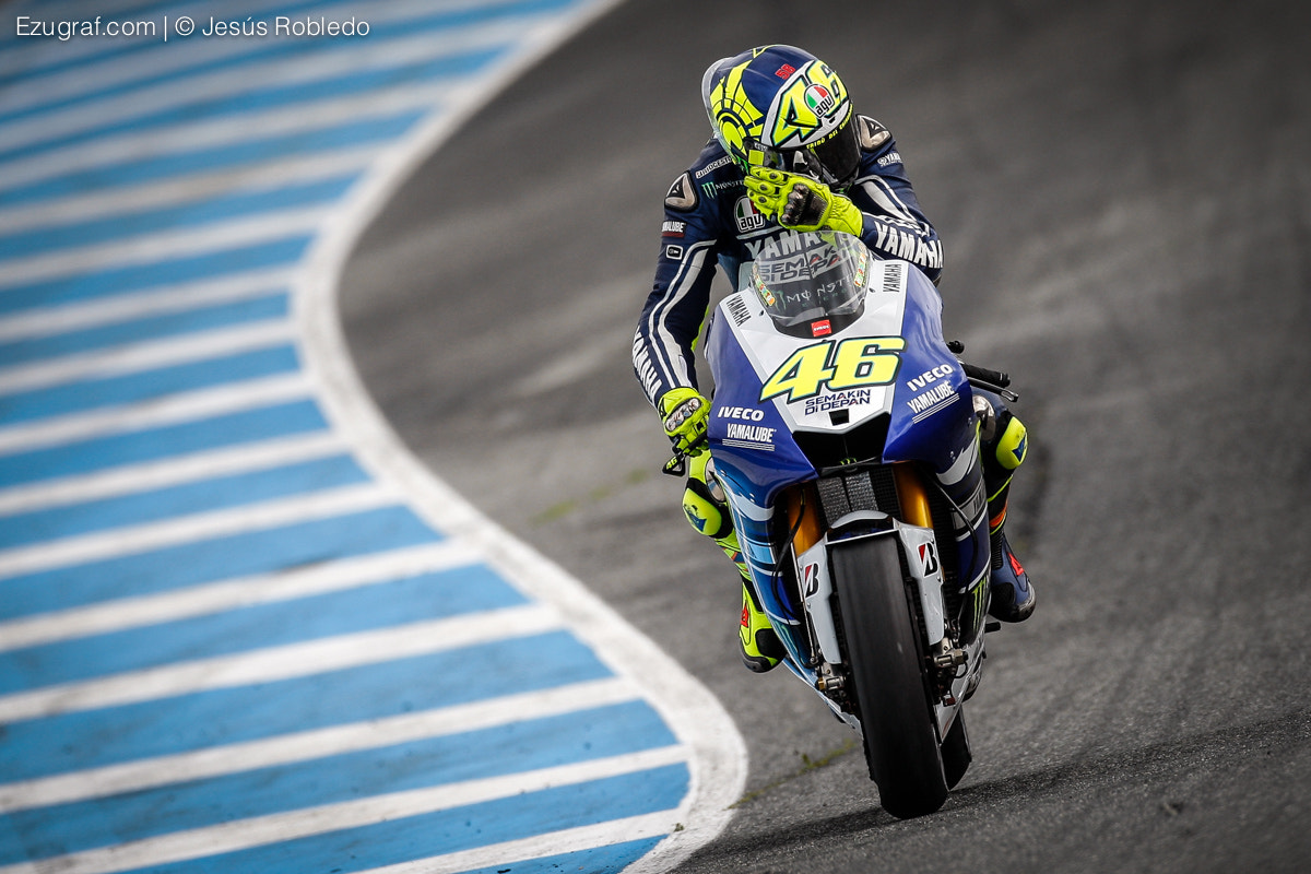 Photograph Valentino Rossi by Jesus Robledo on 500px