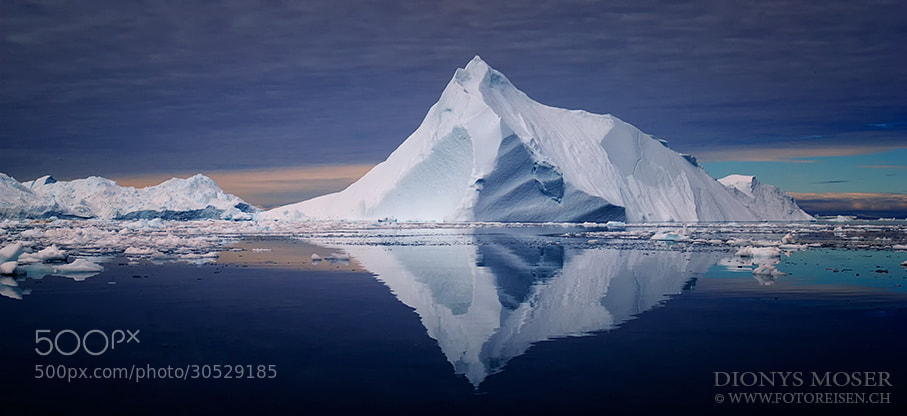 Photograph big ice by Dionys Moser on 500px