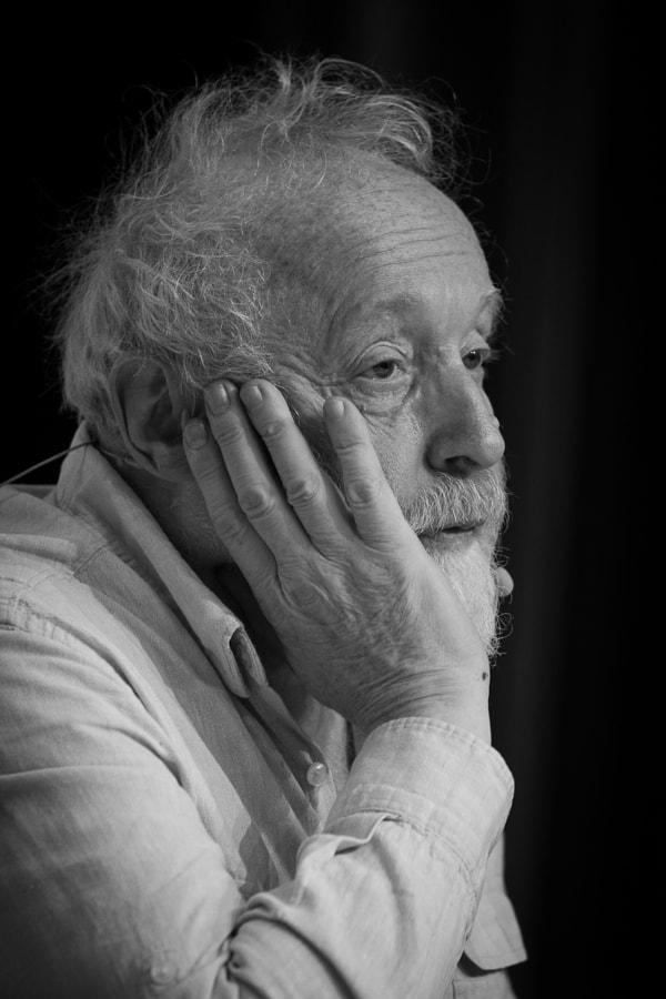 Юрий Норштейн, художник-мультипликатор