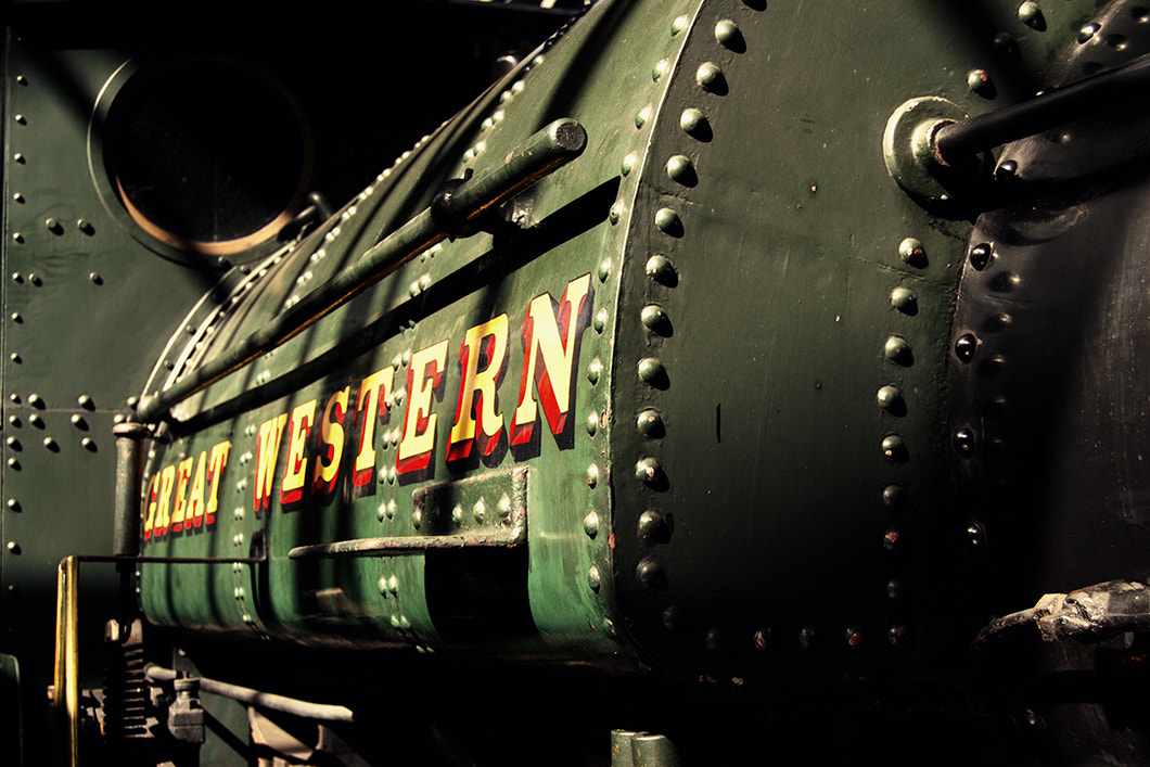 Photograph Great Western by Audran Gosling on 500px