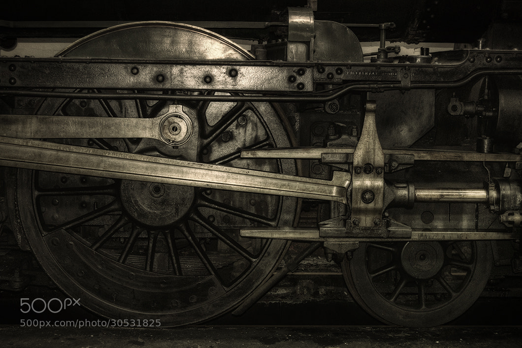 Photograph Wheels of Steel by Audran Gosling on 500px