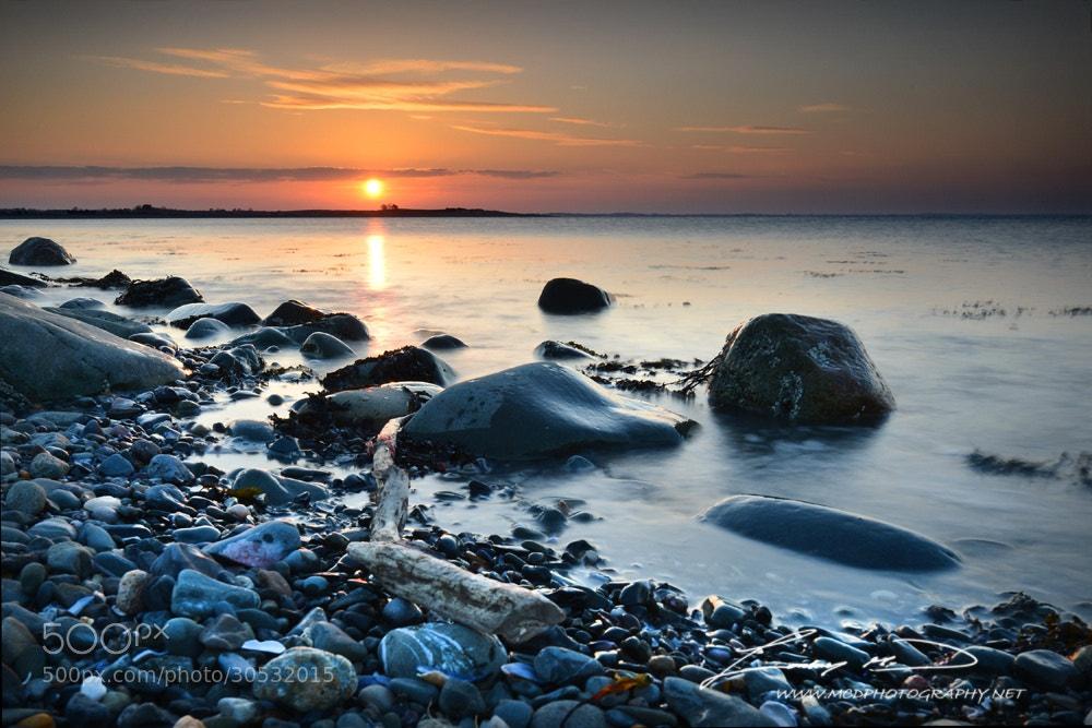 Photograph Dunany sunset by Tommy McDermott on 500px