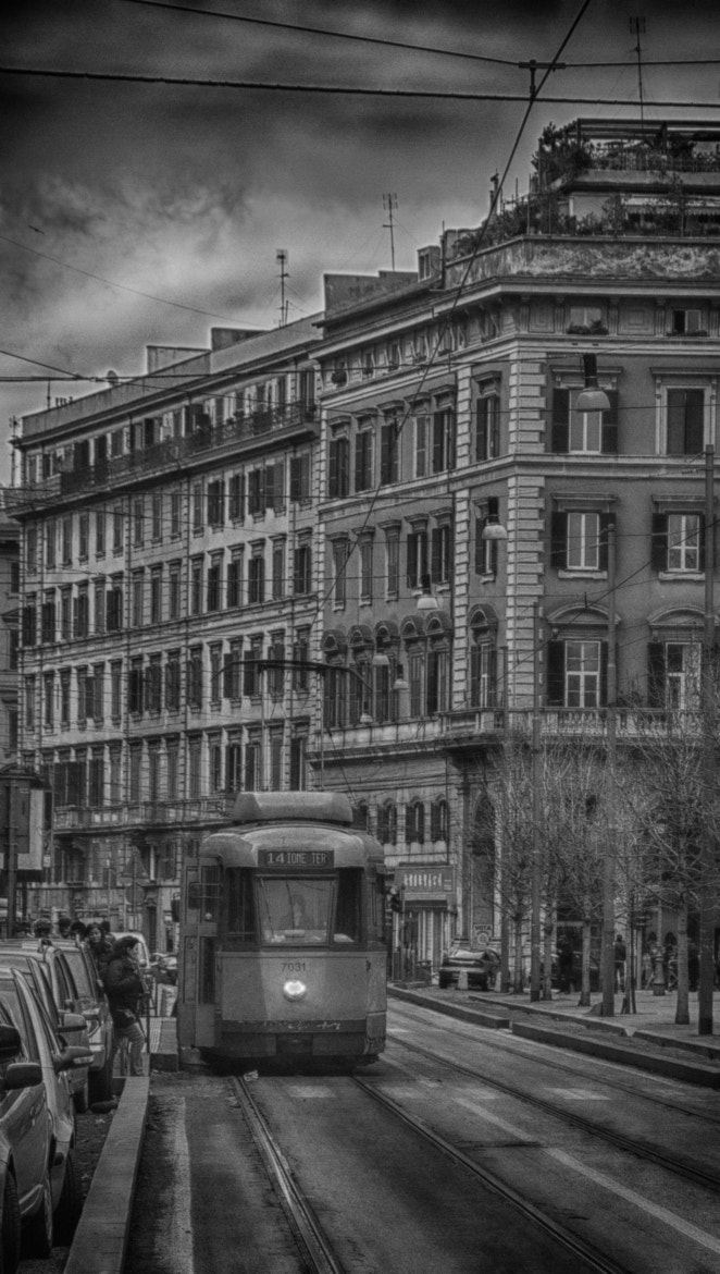 Photograph Roman Tram by Richard Youden on 500px