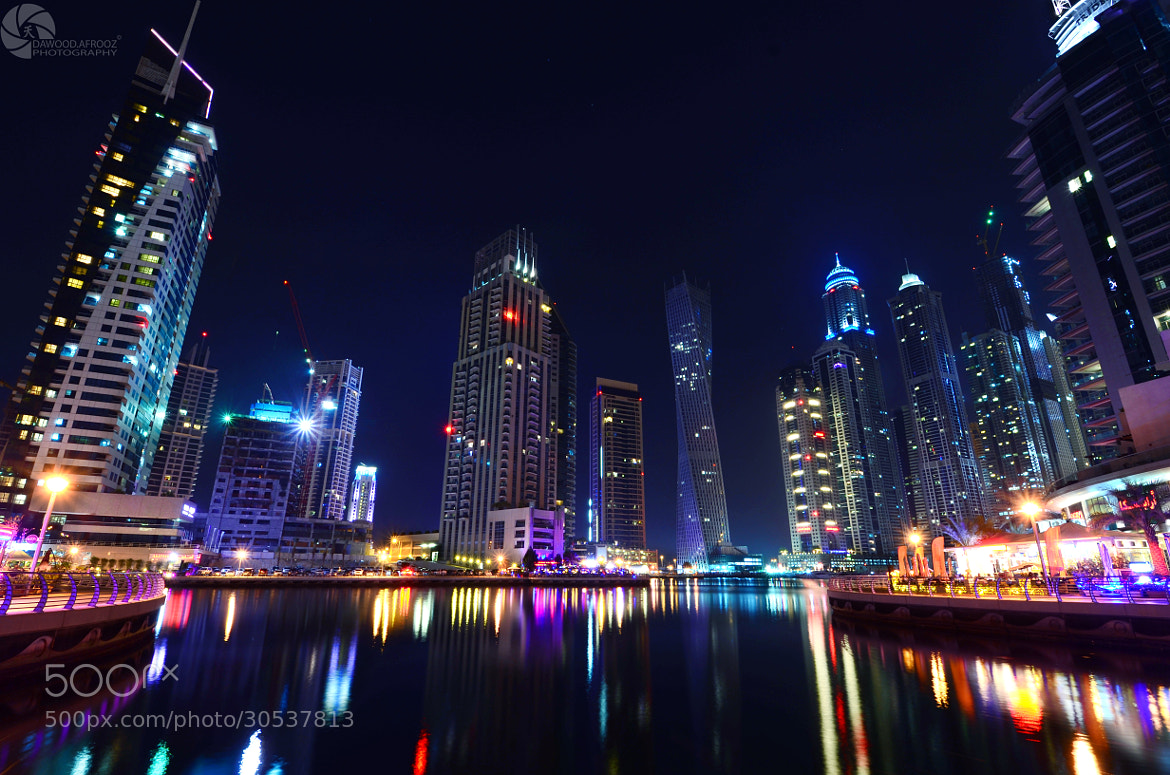 Photograph MARINA by Dawood Afrooz on 500px