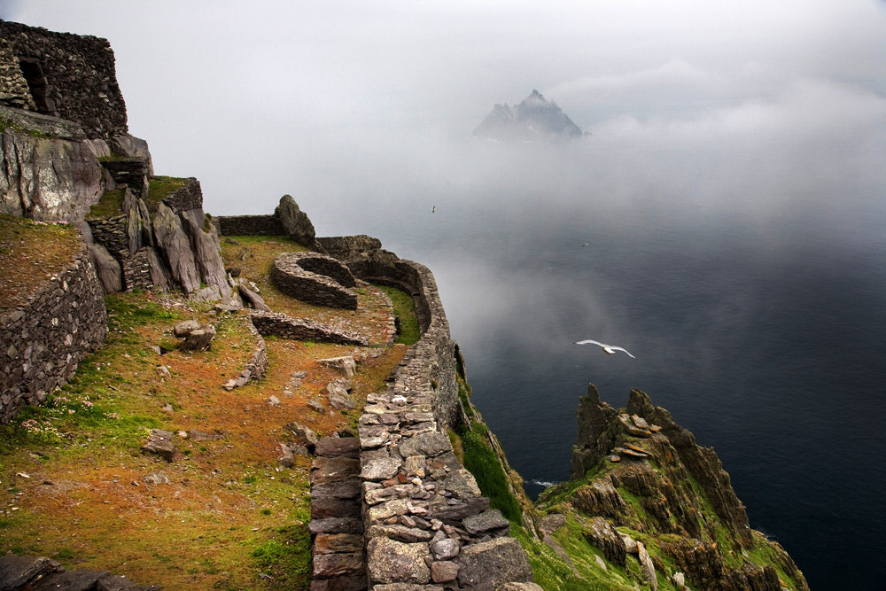 Photograph Great Skellig by Stephen Emerson on 500px