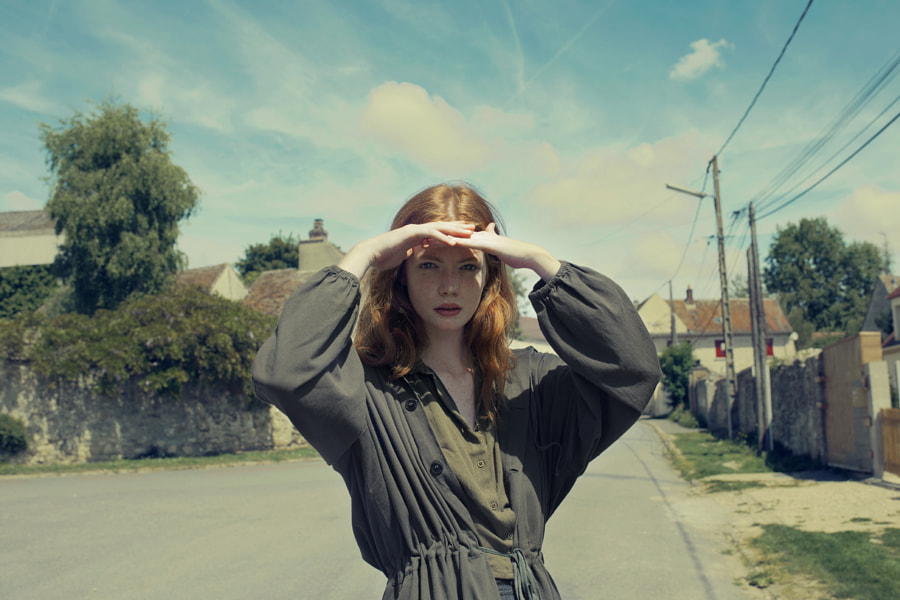 her dreams by Marta Bevacqua on 500px.com
