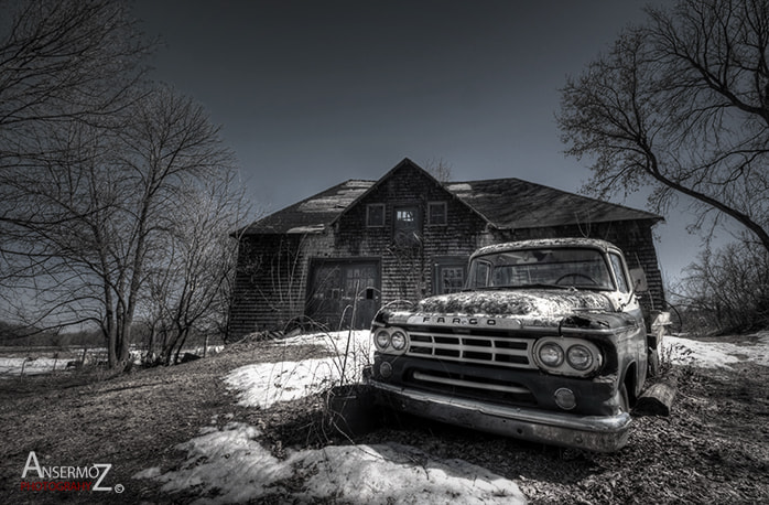 Photograph Fargo by Frederic Ansermoz on 500px
