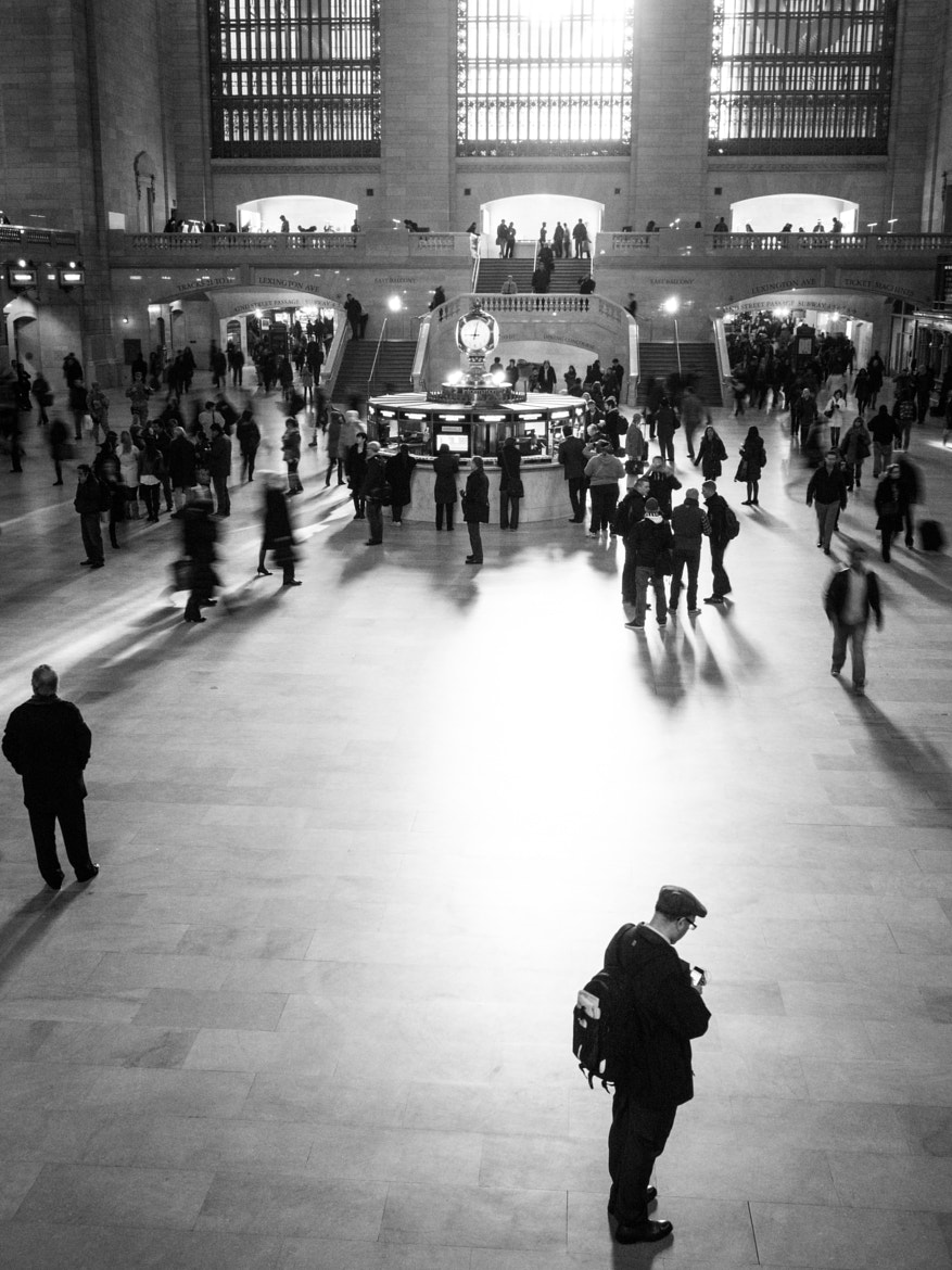 Photograph Grand Central #2 by Mike Pouliot on 500px
