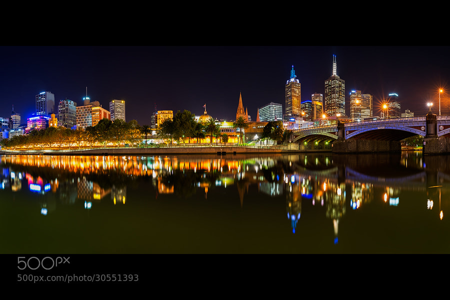 Photograph Melbourne by Lincoln Harrison on 500px