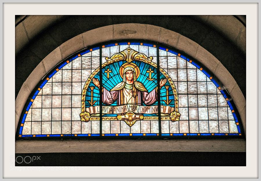 Samos  En el interior del Monasterio  _______________________  Samos  inside the Monastery