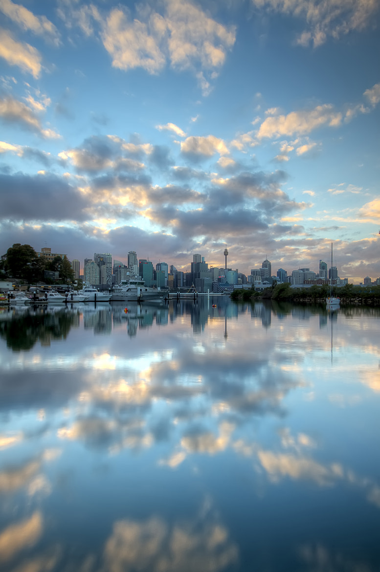 Photograph Mirrored Clouds by Mark Lucey on 500px