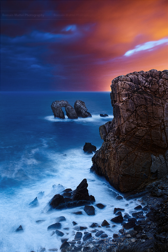 Photograph The Portal to Infinity by Romain Matteï on 500px