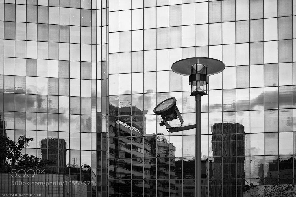 Photograph Reflets by Bastien HAJDUK on 500px