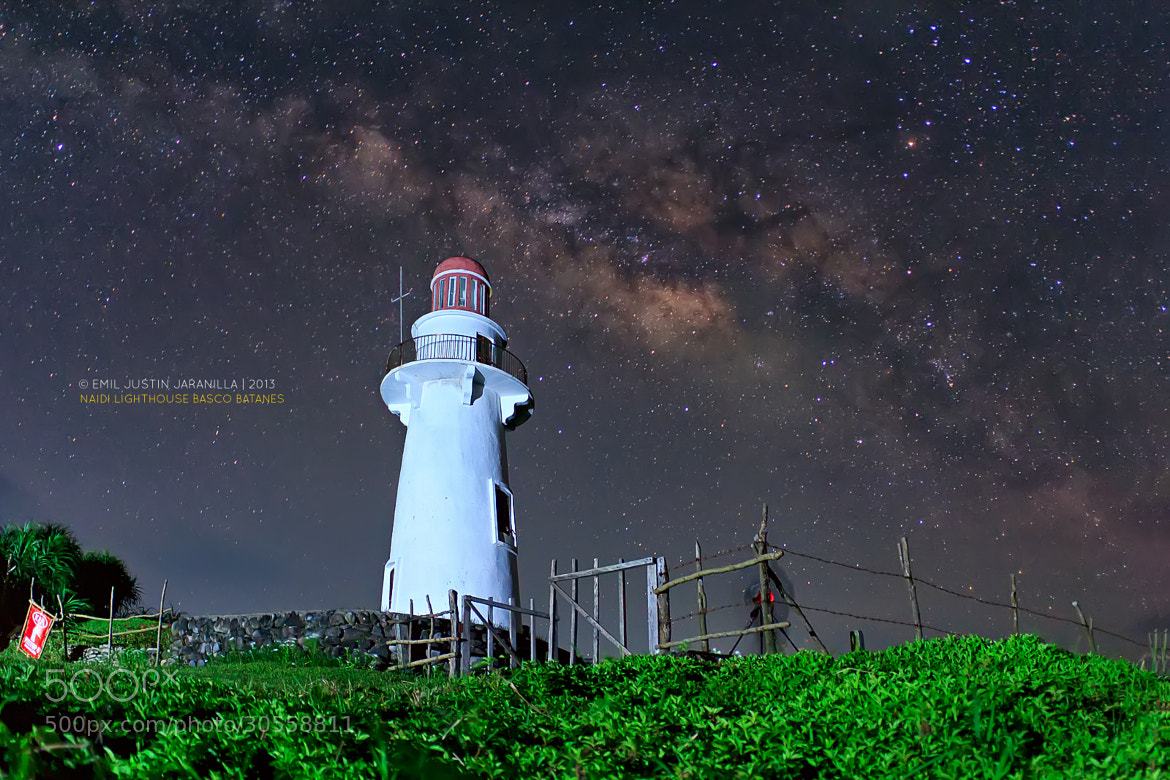 Photograph Batanes, Milkyway by Emil Justin Jaranilla on 500px