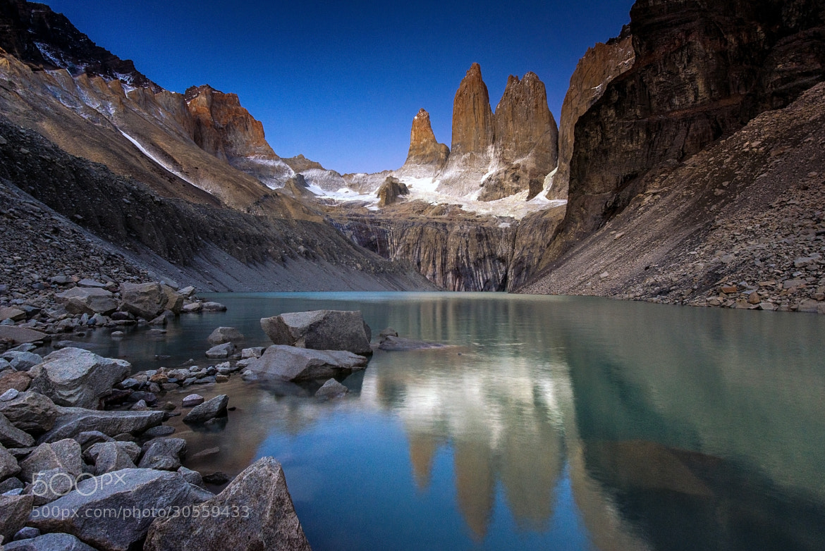 Photograph First Look of Mirador Torres  by Nae Chantaravisoot on 500px