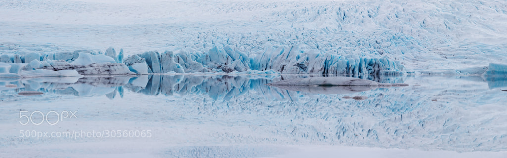 Photograph Fjallsarlon, Iceland by Simon Byrne on 500px