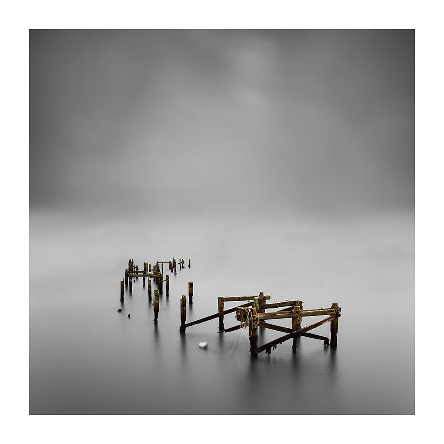 Photograph old pier by Bence Zanyi on 500px