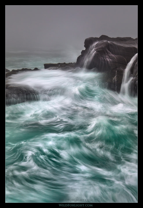 Photograph Pacific Turbelence by Mark Metternich on 500px