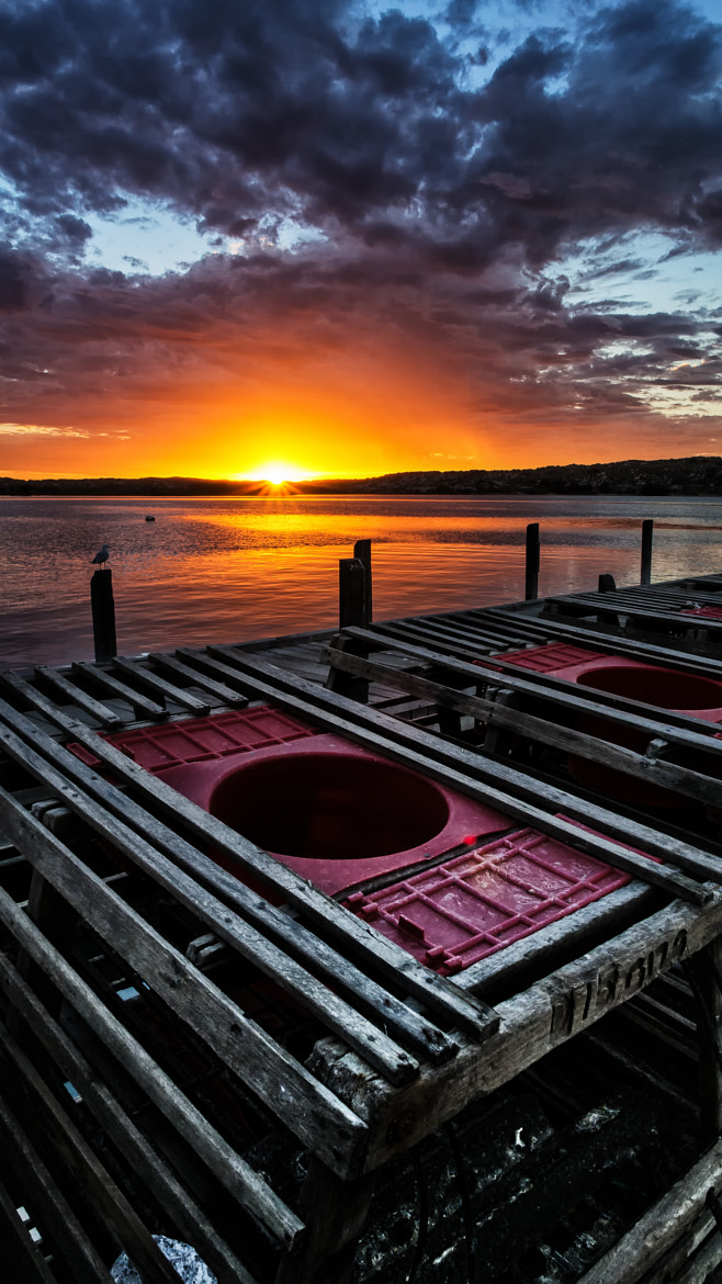 Photograph Cray Pot Sunset by PaulEmmingsPhotography  on 500px