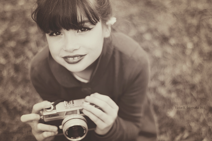 Photograph Vintage by Victor Hugo  on 500px