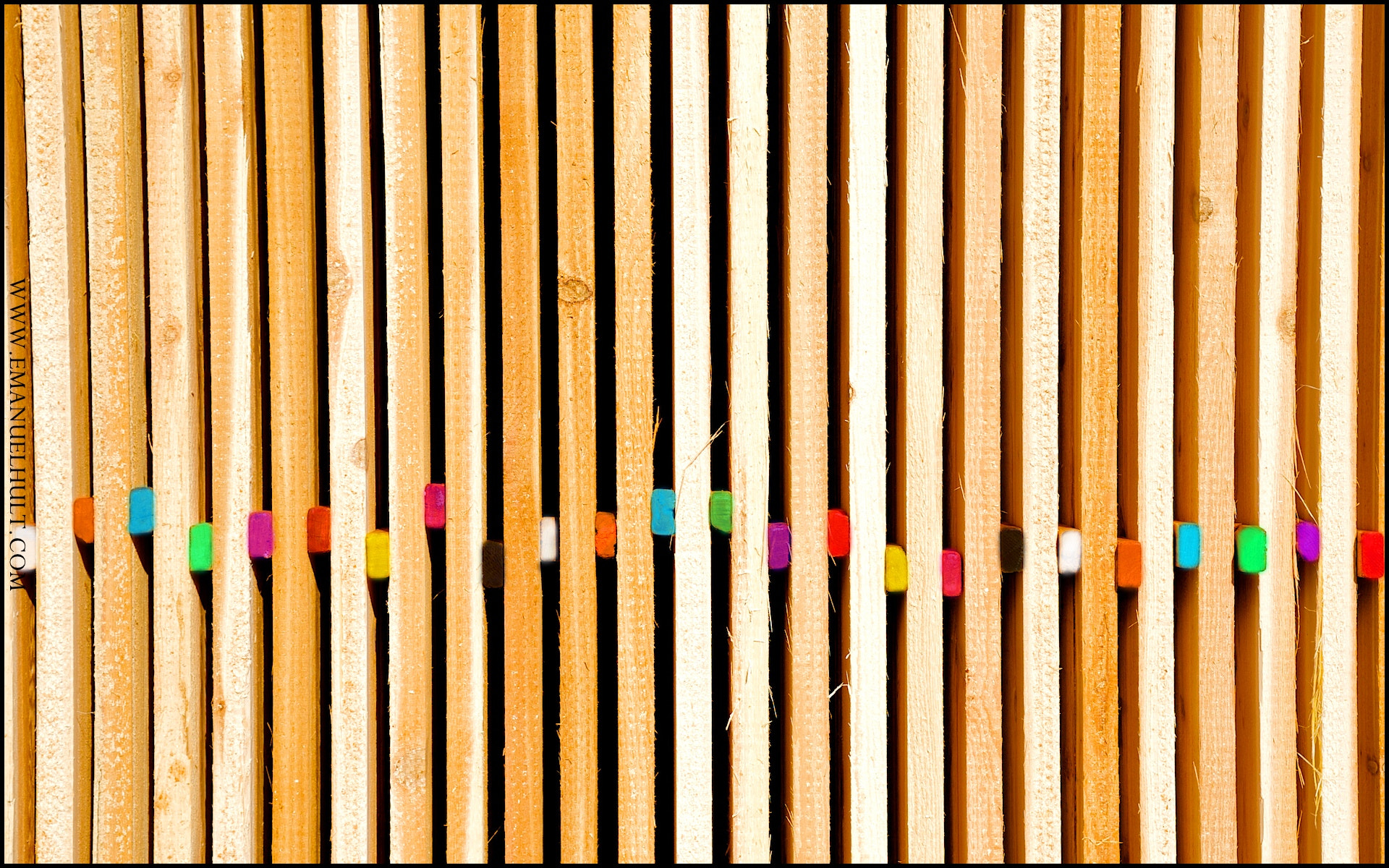 Photograph Rainbow Lumber by Emanuel Hult on 500px
