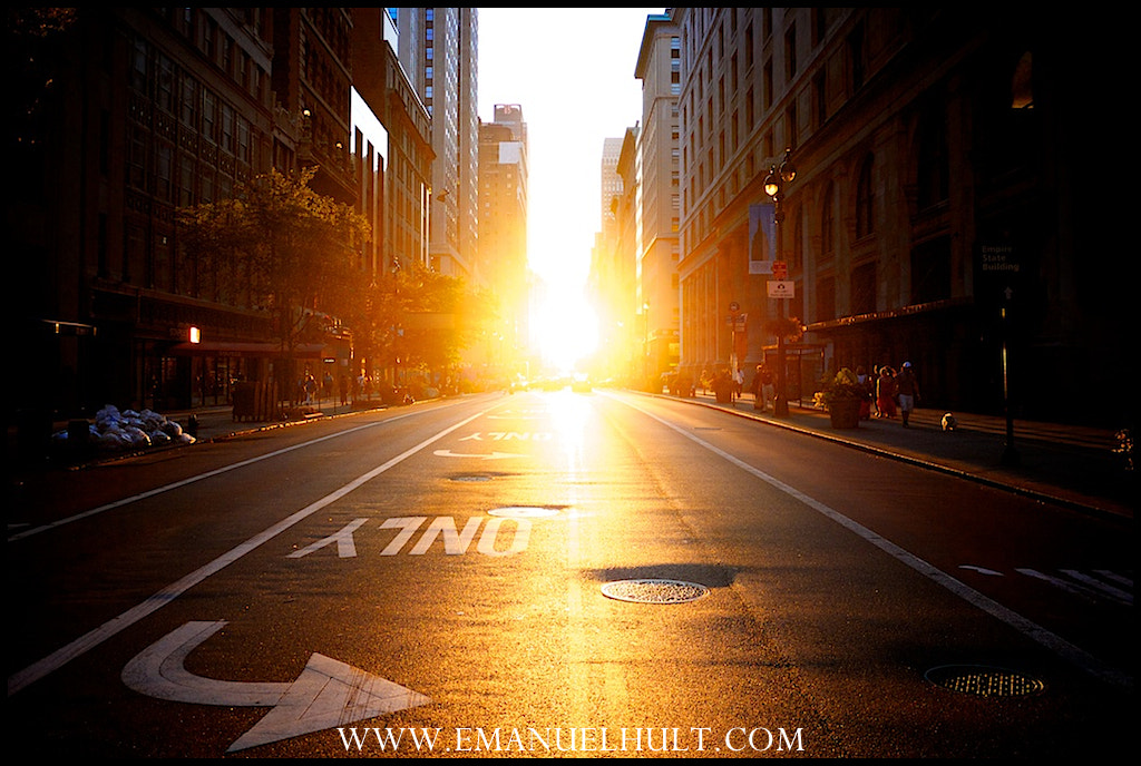 Photograph 34th street and Madison by Emanuel Hult on 500px