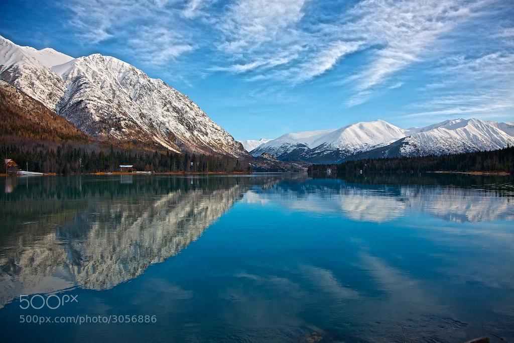 Photograph Kenai Lake by Buck Shreck on 500px