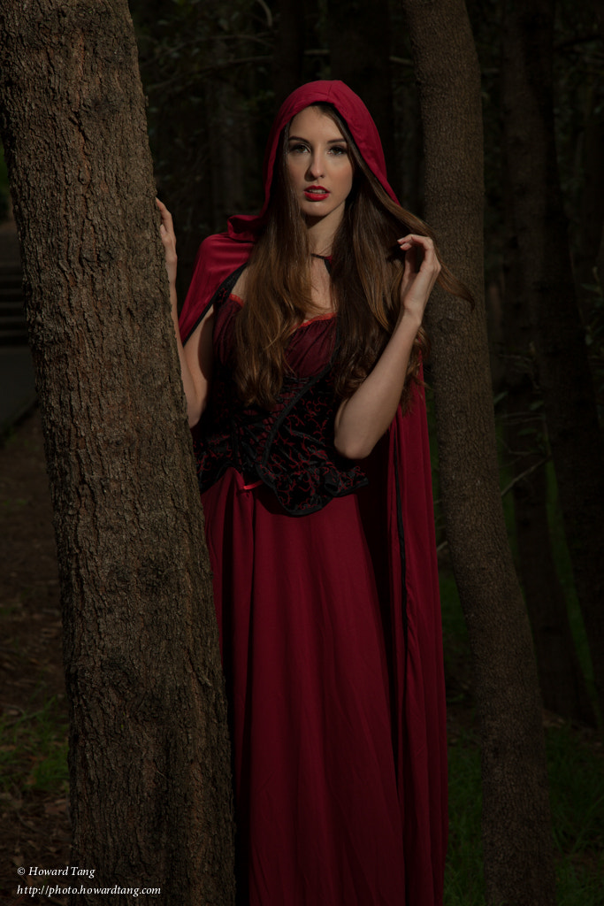 Photograph Red Riding Hood by Howard Tang on 500px