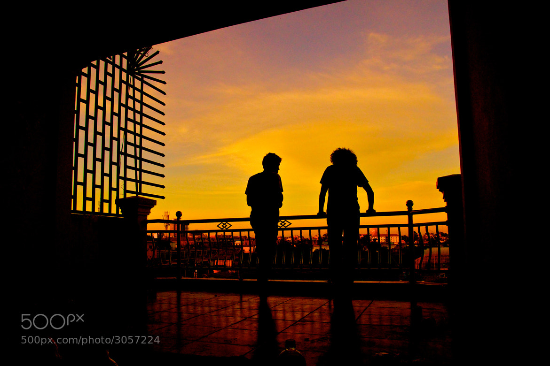 Photograph Into the sun by Rahmat Mulyadi on 500px