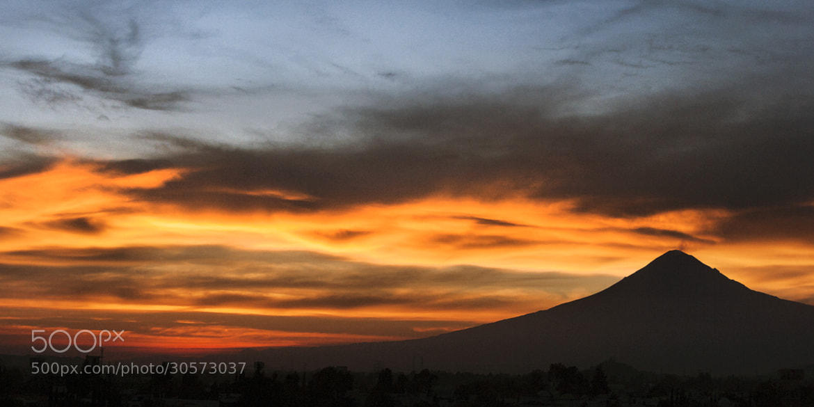 Photograph Sunset by Cristobal Garciaferro Rubio on 500px