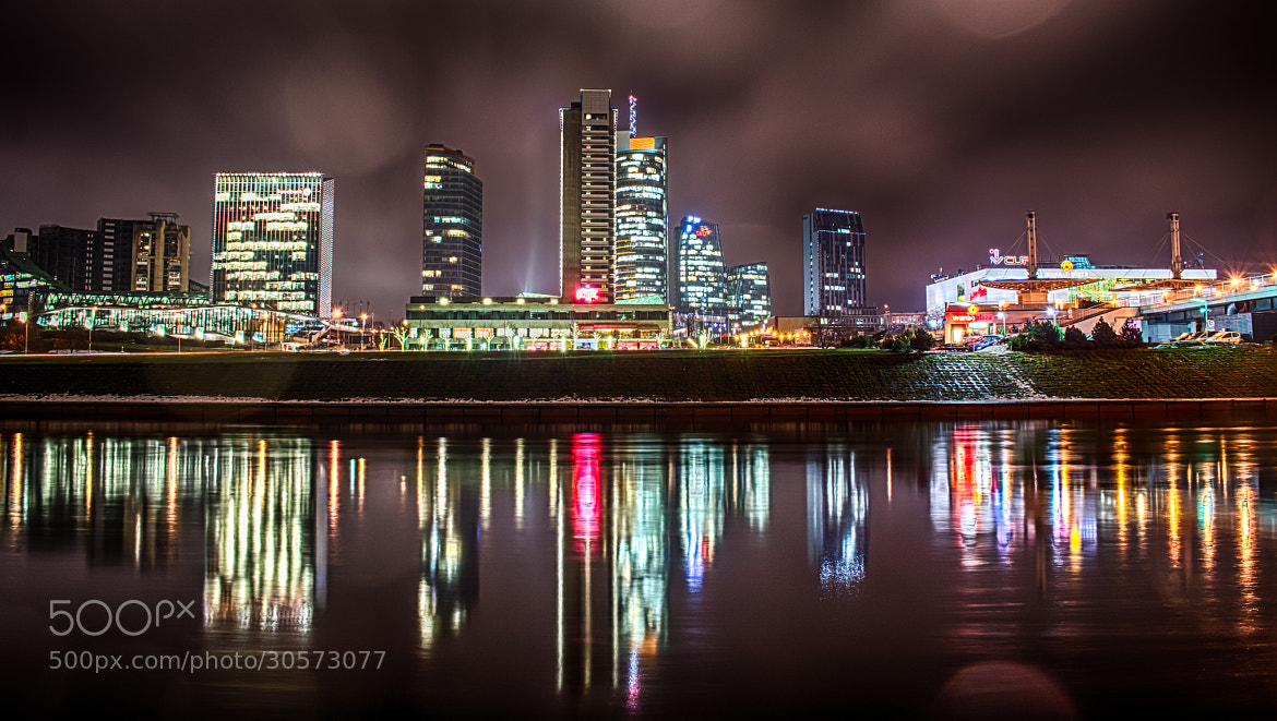 Photograph The highest buildings of Vilnius by Norbert Durko on 500px