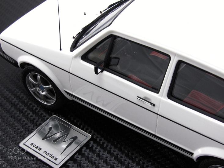 VW Golf MKI 1981 Scale: 1/24