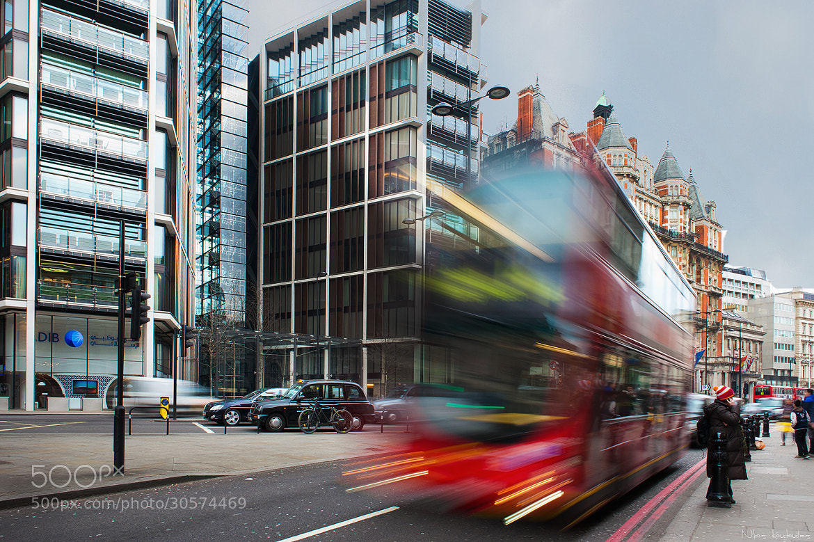 Photograph Knightsbridge, London by Nikos Koutoulas on 500px