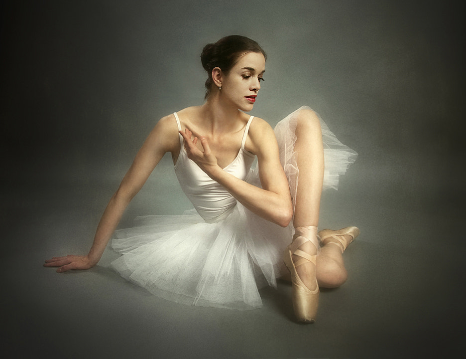 Photograph Ballerina by Otto Roth on 500px