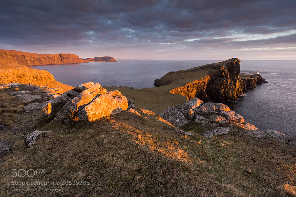 Photograph Neist Point by James Grant on 500px