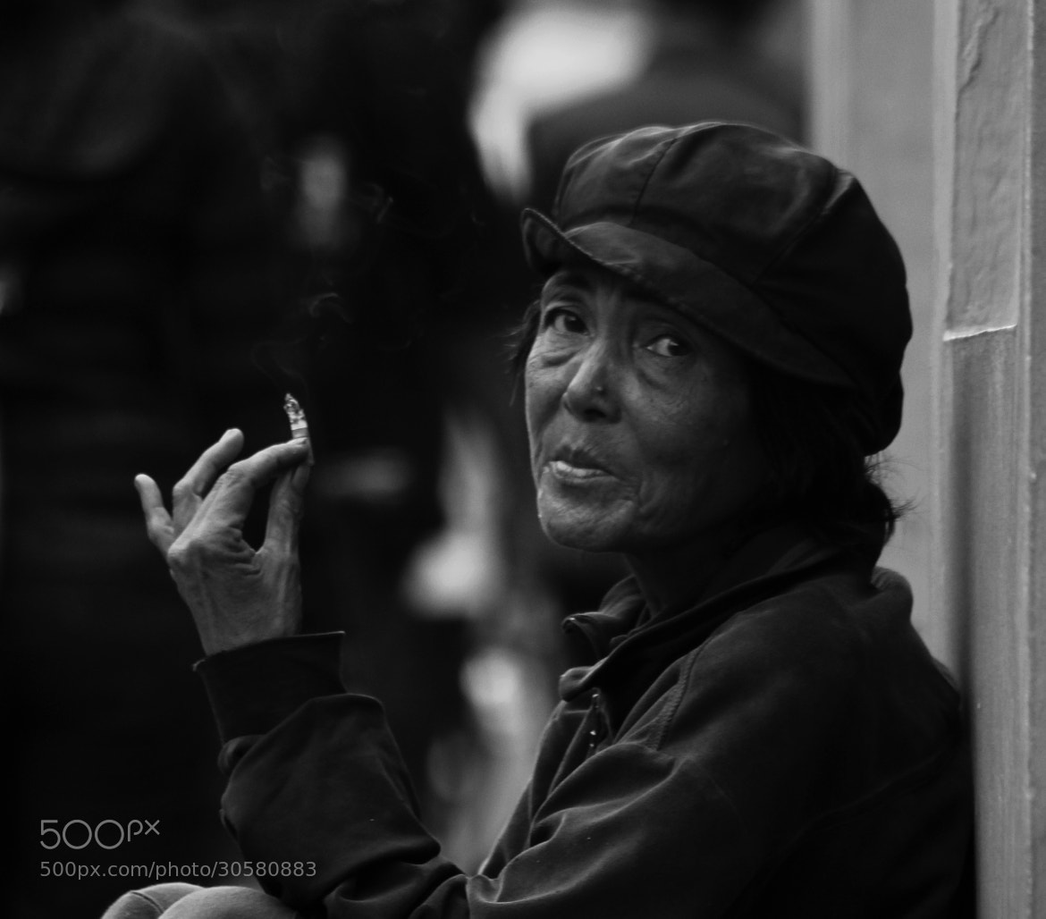 Photograph SMOKER by Rzq Maulana on 500px