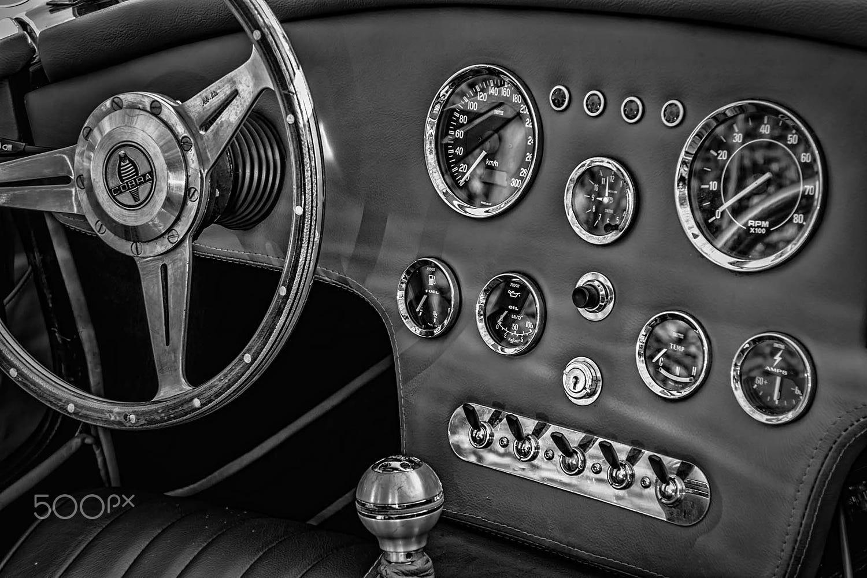 Cobra Cockpit - Dashboard by Inge David / 500px