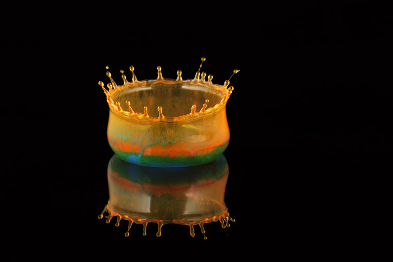 Photograph Golden Crown by Fris . on 500px