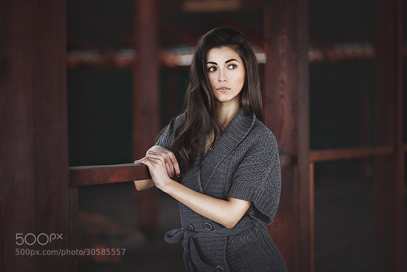 Photograph Kristina by Sergey Kotelnikov on 500px
